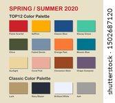 spring   summer 2020 trendy...   Shutterstock .eps vector #1502687120