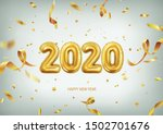 3d realistic isolated vector... | Shutterstock .eps vector #1502701676