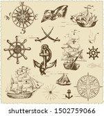 Nautical Vector Illustration...