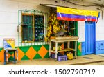 View On Shop Selling Fruits In...