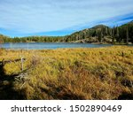 Estes Park Hiking around Sprague Lake