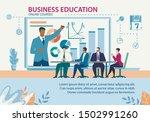banner business education... | Shutterstock .eps vector #1502991260