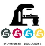 imrt   intensity modulated... | Shutterstock .eps vector #1503000056