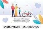 bright poster inscription... | Shutterstock .eps vector #1503009929