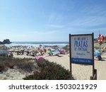 zambojeira do mar  portugal  ...   Shutterstock . vector #1503021929