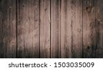 old brown wooden wall  detailed ... | Shutterstock . vector #1503035009