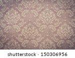 Stock photo vintage wallpaper background 150306956