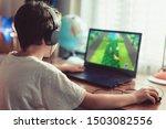 Little Dependent Gamer Boy...