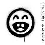 Graffiti Laughing Out Loud Icon ...