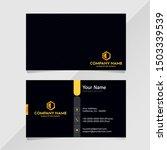 luxury design graphic gold...   Shutterstock .eps vector #1503339539