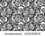 vintage lace guipure seamless... | Shutterstock .eps vector #150335870