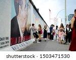 Berlin  East Side Gallery  ...