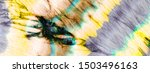 Colorful Tie Dye Art. Aquarell...