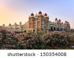 The Famous Mysore Palace ...