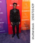 Small photo of New York, NY - September 12, 2019: 21 Savage attends 5th Annual Diamond Ball benefiting the Clara Lionel Foundation at Cipriani Wall Street