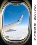 Wing Aircraft In Altitude...
