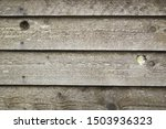 vintage pine fence with knot...   Shutterstock . vector #1503936323