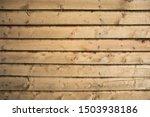 vintage pine wood panels texture   Shutterstock . vector #1503938186