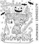 Happy Halloween Spooky Jack O ...