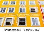 Birth House Of Wolfgang Amadeus ...