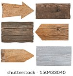 collection of various  empty... | Shutterstock . vector #150433040