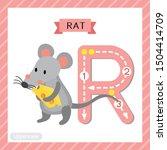 Letter R Uppercase Cute...