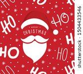 Ho Ho Ho Santa Claus Laugh Hat...