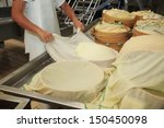 Cheese Production And Storage...