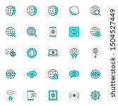 simple set of internet  browser ...