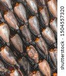 dried plasalid fish in thailand   Shutterstock . vector #1504557320