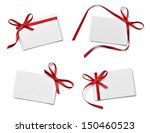 collection of various note card ... | Shutterstock . vector #150460523