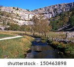 Malham Cove And Beck  Malham ...