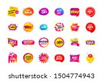 sale banner badge. special... | Shutterstock .eps vector #1504774943