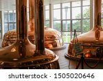 Old Style Copper Brewery Kettle