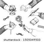 vector illustration of... | Shutterstock .eps vector #1505049503