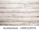 Old White Wood Plank Texture...