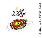 Happy Diwali Indian Festival O...