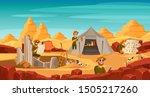 Archeological Excavation Flat...