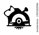 circular saw icon   from... | Shutterstock .eps vector #1505283986