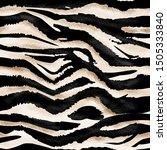 Seamless Animal Print  Leopard...
