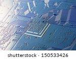 circuit board | Shutterstock . vector #150533426