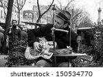 Paris   March 10  Blues Rock...