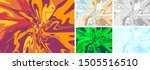 a set of backgrounds from...   Shutterstock .eps vector #1505516510