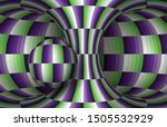Moving Checkered Torus And...