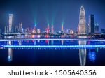 Shenzhen Bay Houhai Cbd Night...