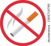Stop Smoking No Smoking...