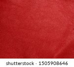 Red Leather Fullframe Texture...