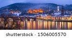 Heidelberg Panorama With Castl...