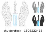 mesh tuning screwdriver care... | Shutterstock .eps vector #1506222416