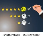 customer service experience and ... | Shutterstock .eps vector #1506295880